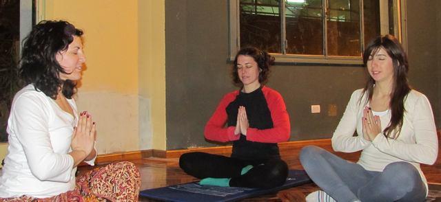 clases de yoga parque centenario - caballito