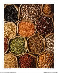 alimentacion y yoga - semillas