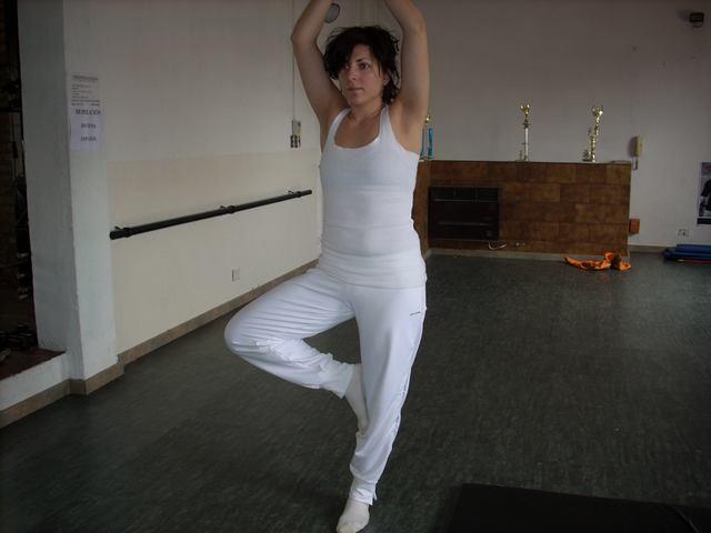 Mi primer contacto con el Yoga