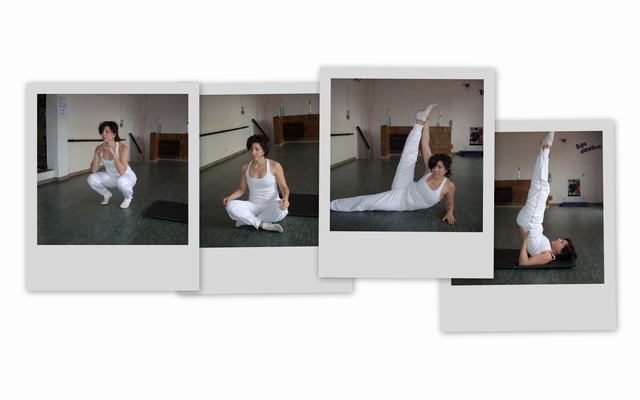 Mis posturas de yoga - examen final