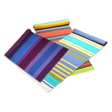 COTTON MAT DE YOGA