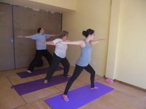 Clases de yoga abiertas y gratuitas - Espacio Machado - Parque Centenario - Villa Crespo - Caballito