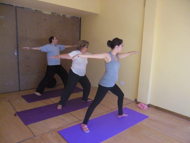 Posturas de Yoga para practicar en casa. La clase de Yoga para Daniel.