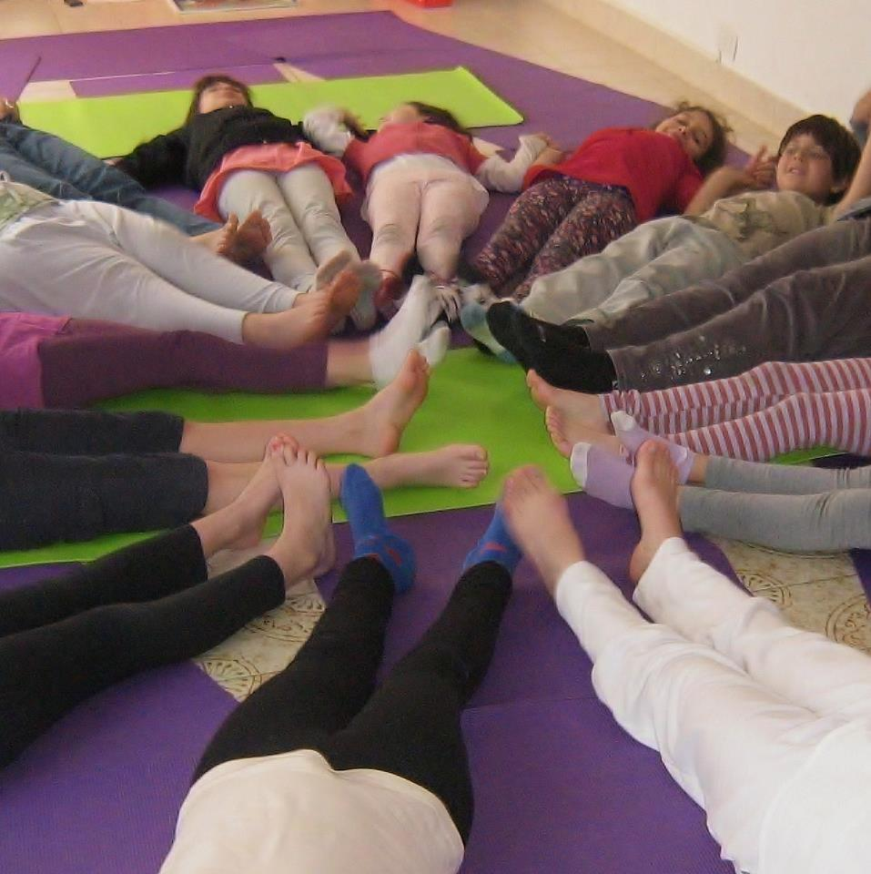 Yoga para niños *
