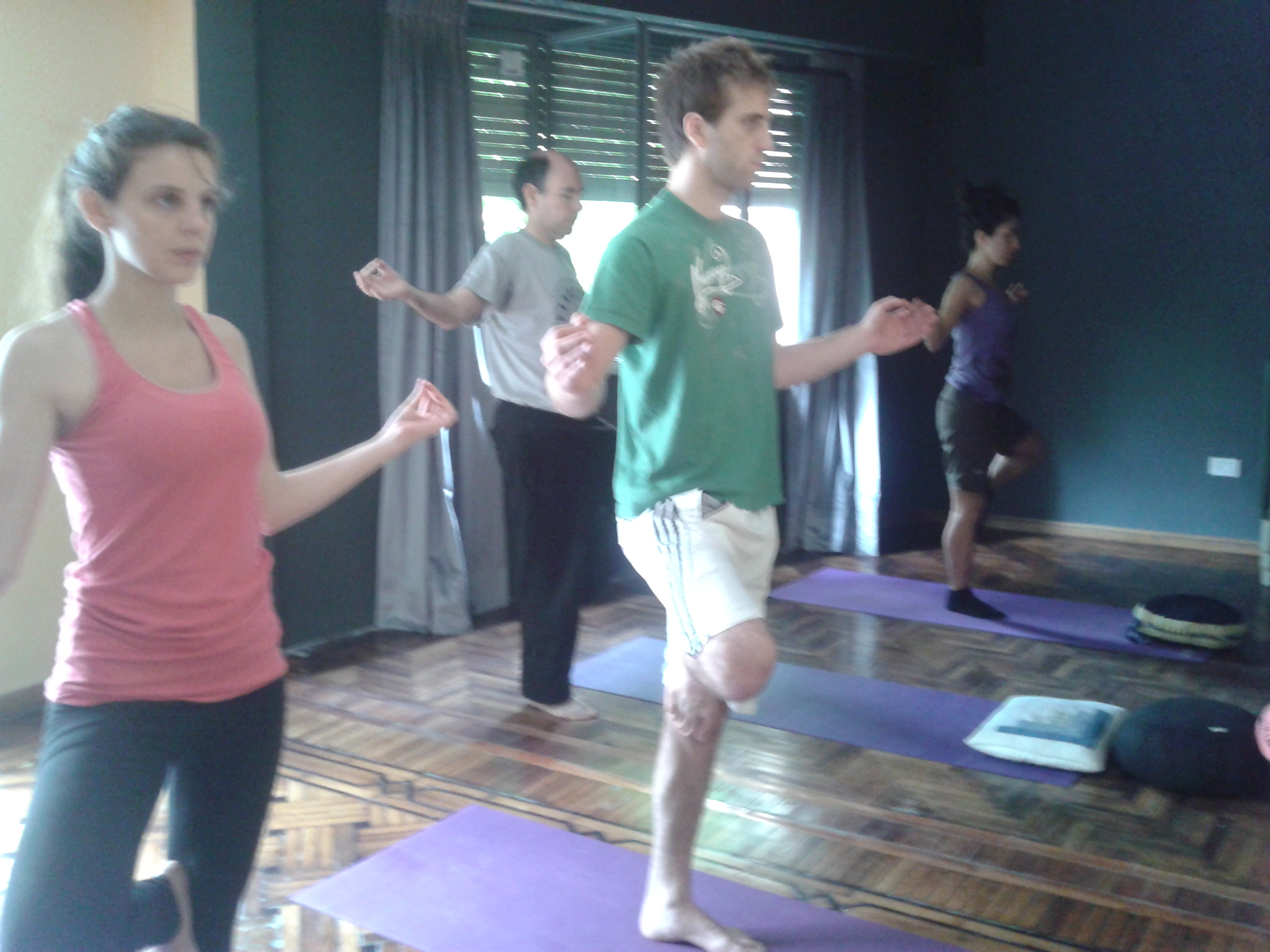 CLASE ABIERTA Y GRATUITA: WORLD YOGA DAY 2013
