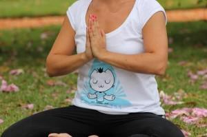 Remera Espacio Yoga + PUM PUM