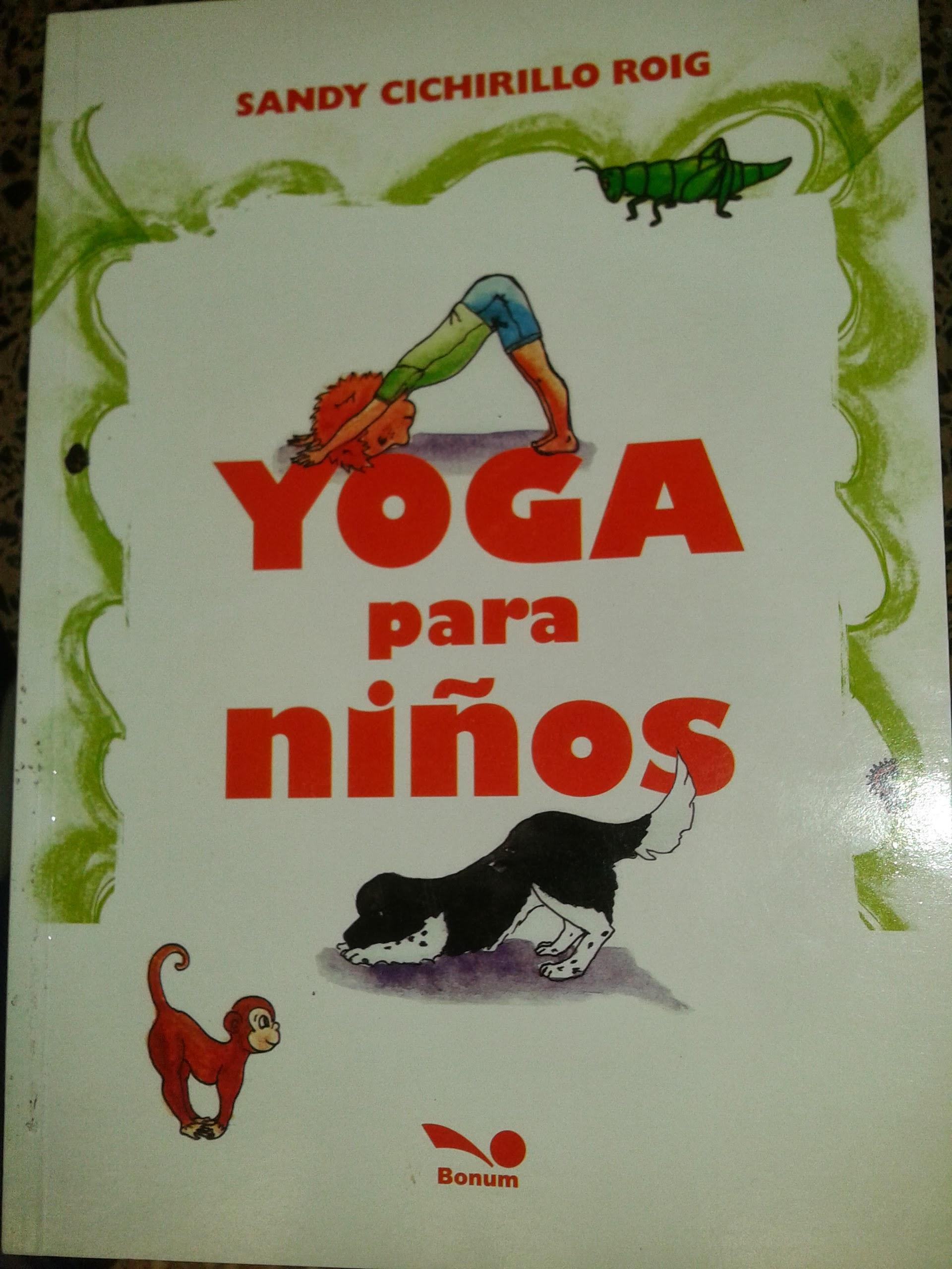 Shopping cultural – Libro: YOGA PARA NIÑOS