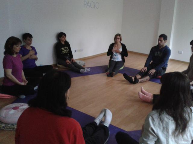 TALLER DE MEDITACIÓN DE NOVIEMBRE – Último taller de meditación del año!