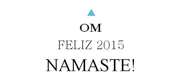 2014 FELIZ – Bienvenido 2015!