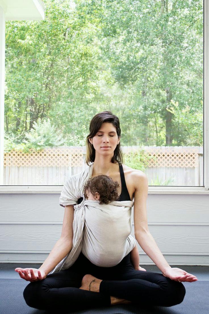 Yoga para mamás & bebés – Nueva clase!