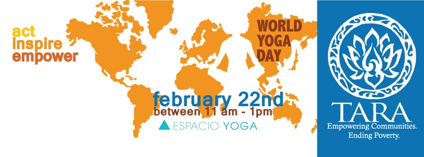 WORLD YOGA DAY: Día Mundial del Yoga 2015