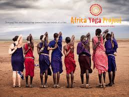 AFRICA YOGA PROYECT