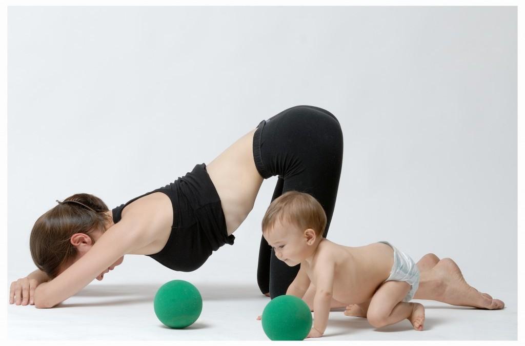 Abdominales hipopresivos en el post parto *