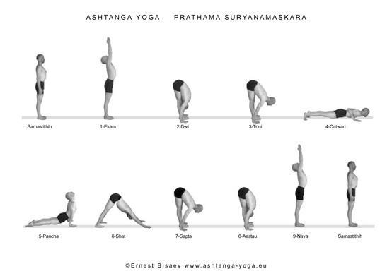 Clase Especial de Yoga ::108 saludos al sol::