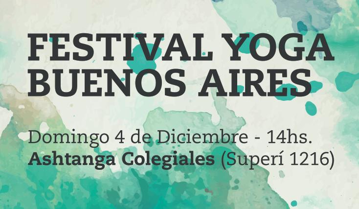 FESTIVAL DE YOGA BUENOS AIRES