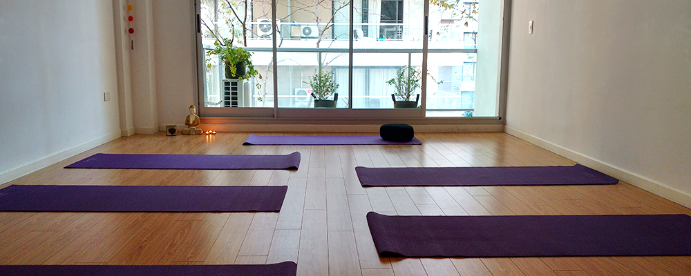 Clase de Yoga gratuita en Palermo Hollywood