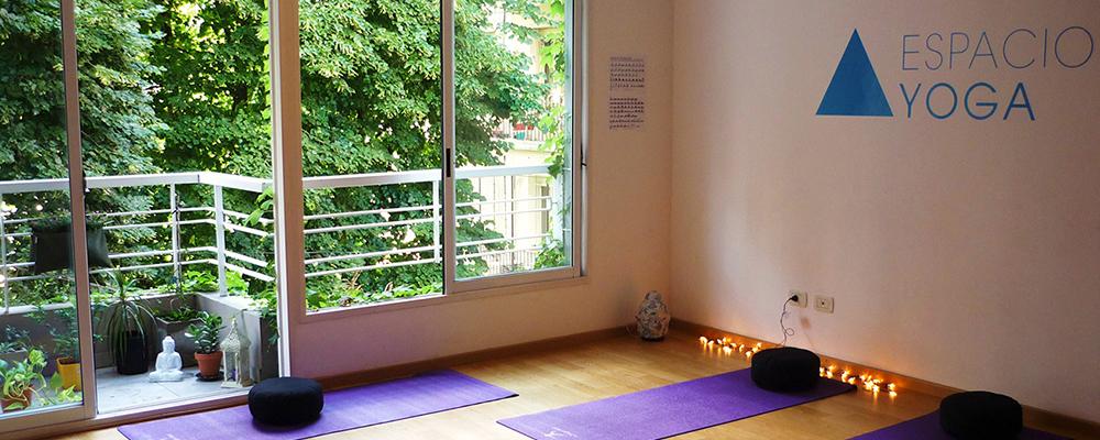 Clases de Yoga en Flores