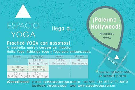 Nuevo espacio Palermo Hollywoood