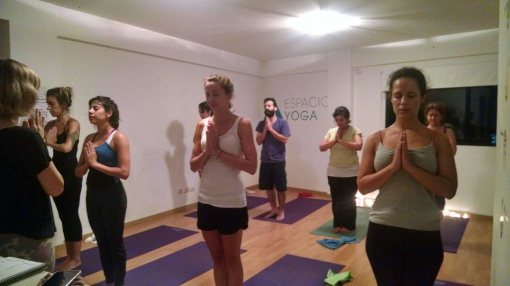 Clase especial de Ashtanga Vinyasa Yoga