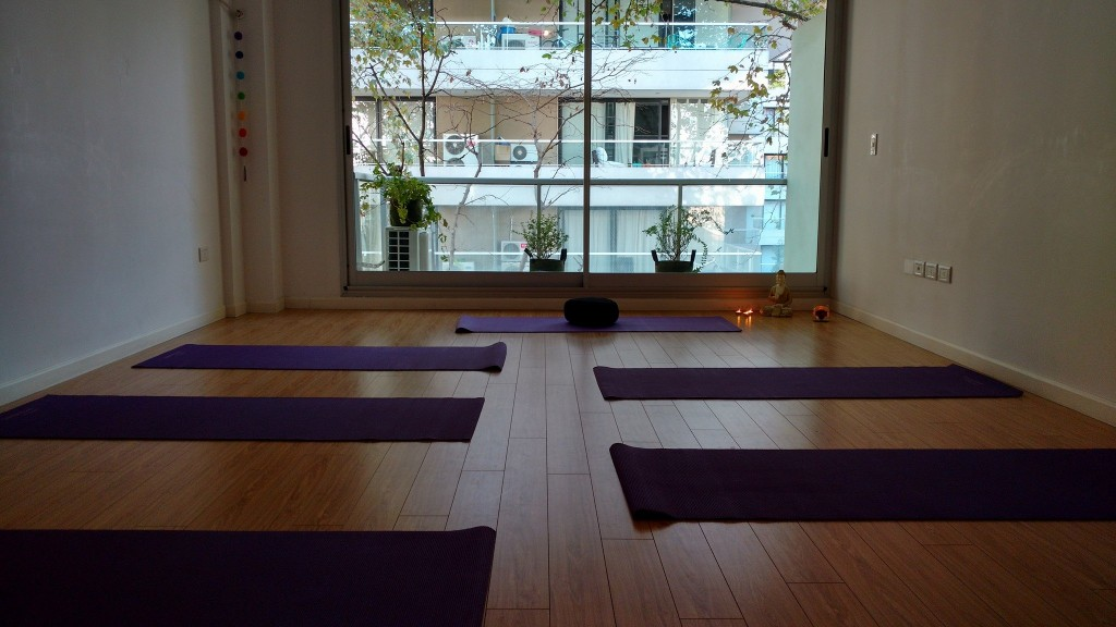 Clases de Yoga en Palermo Hollywood