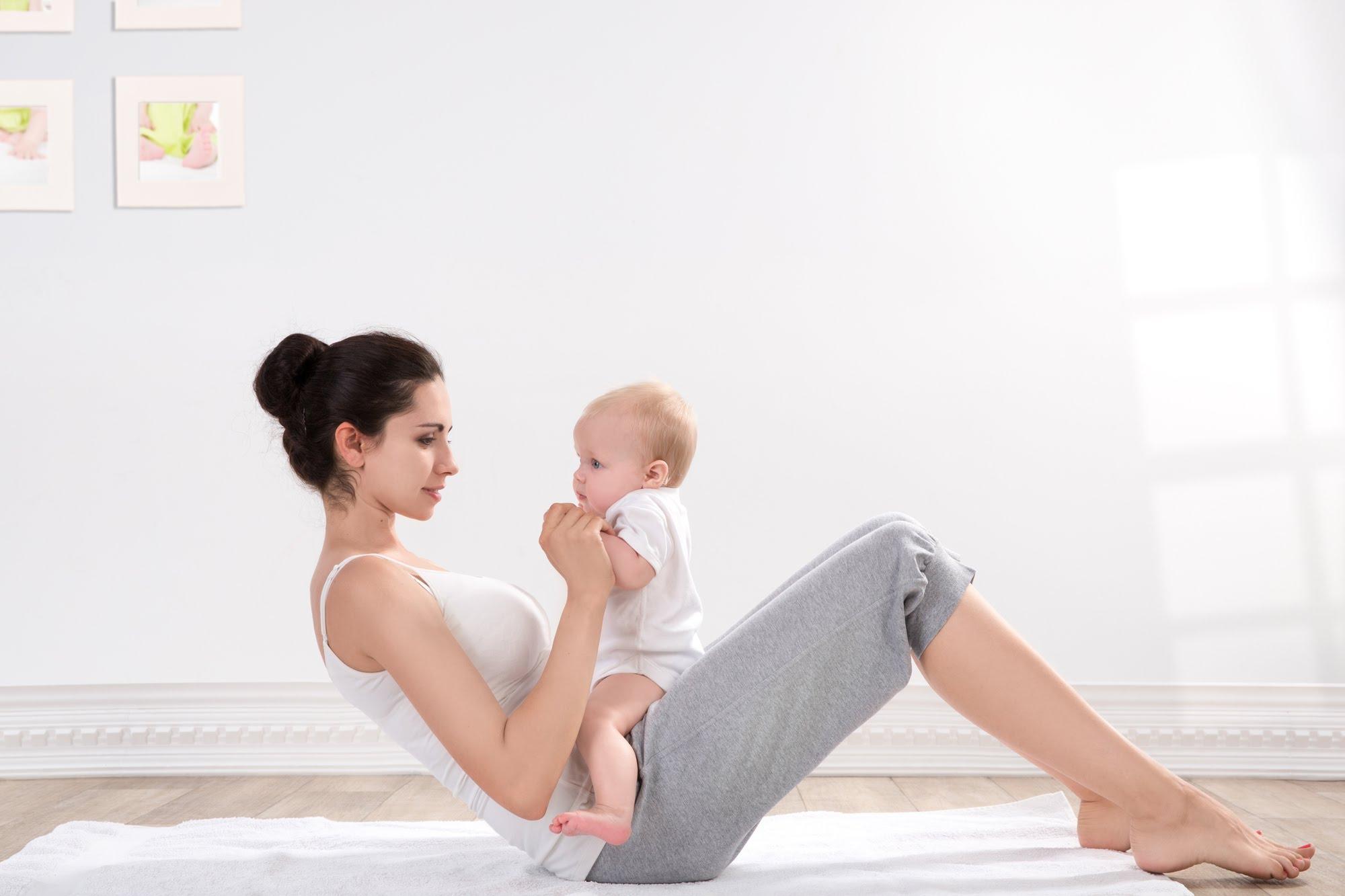 Clases de Yoga mamás & bebés