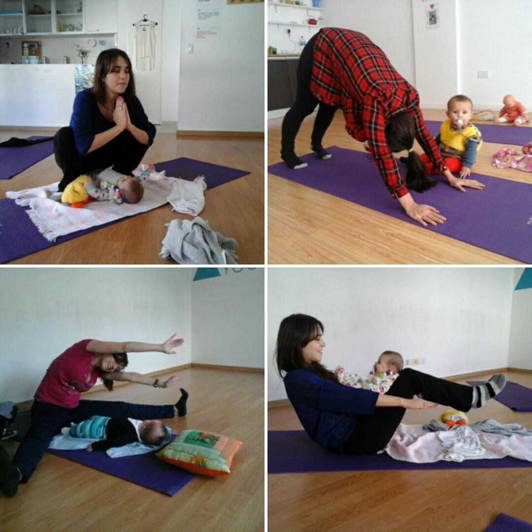 Clase especial para familias con bebés!