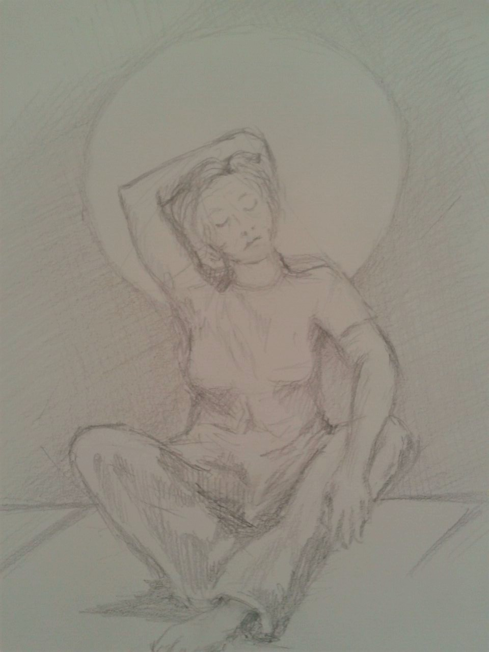 Yogaterapia para adultos mayores