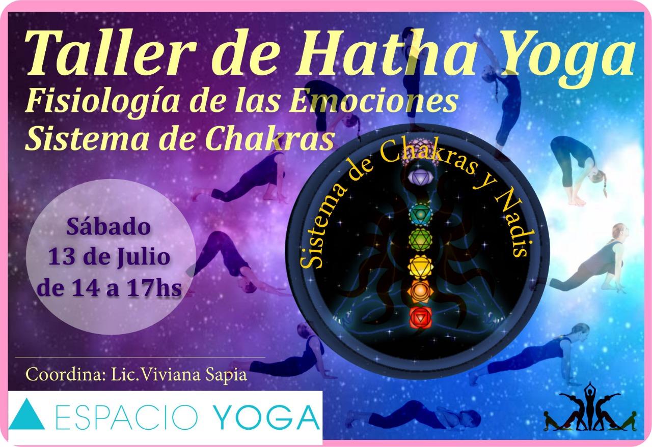 Taller: Fisiología de las emociones y sistema de chakras