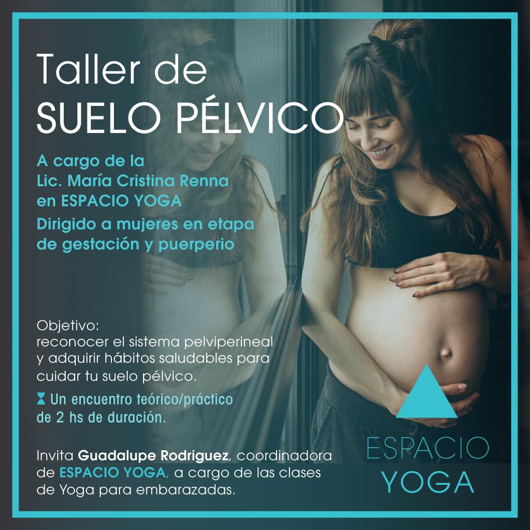 TALLER DE SUELO PÉLVICO