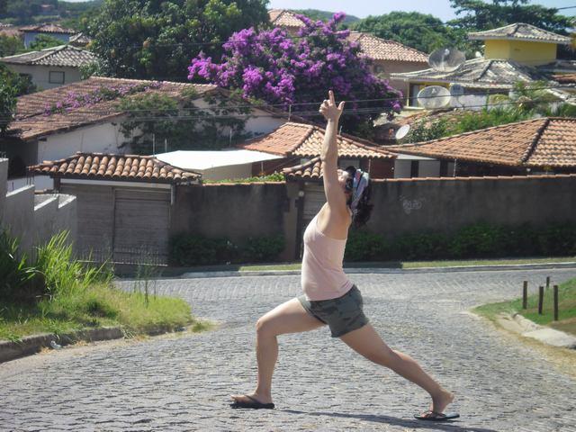 Clases de Yoga Parque Centenario